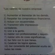 Imagen del decálogo del Palacio de Hielo de Madrid